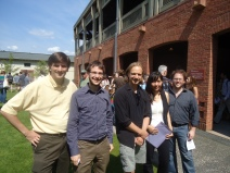 The Composer Fellows with Michael Gandolfi