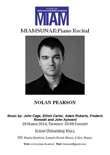 Nolan Pearson Plays John Aylward